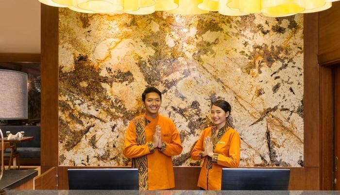 Sotis Residence Pejompongan Jakarta - Staff