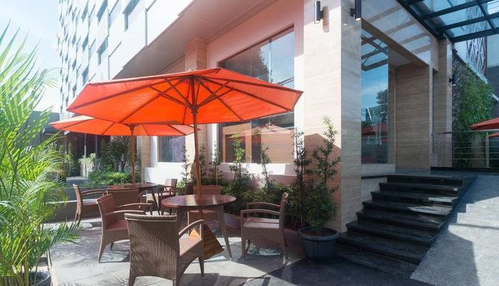 Sotis Residence Pejompongan Jakarta - Terrace