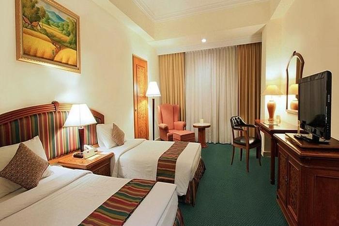 Hotel Harmoni  Batam - Deluxe Twin