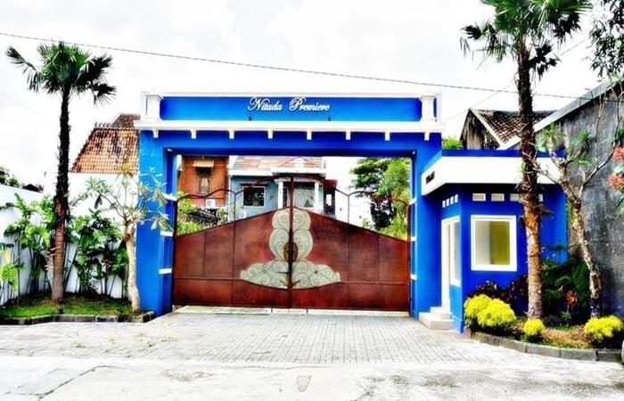 Nitada Premier Prambanan Yogyakarta - Eksterior