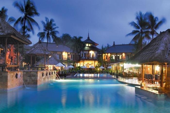 The Jayakarta Bali Beach Resort Bali - Kolam Renang