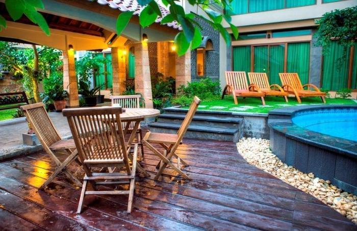 Maharani Guest House Yogyakarta - Kolam Renang