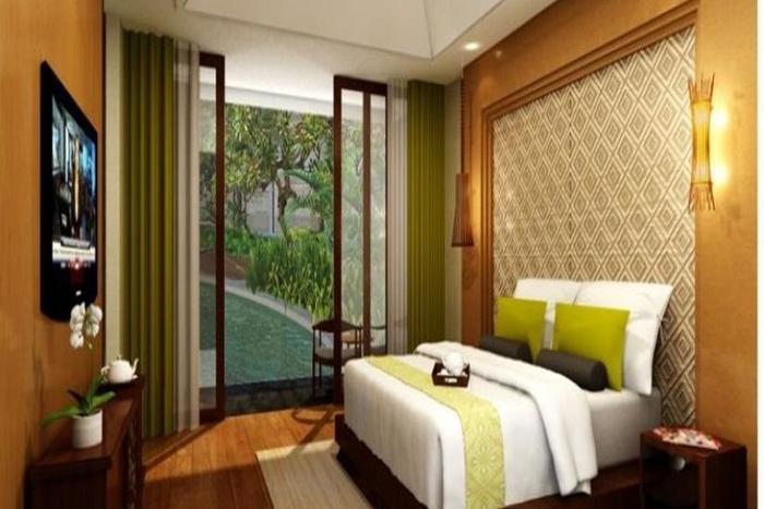 Golden Tulip Jineng Bali - Kamar tamu