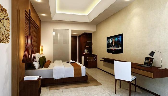 Golden Tulip Jineng Bali - Deluxe City View Room