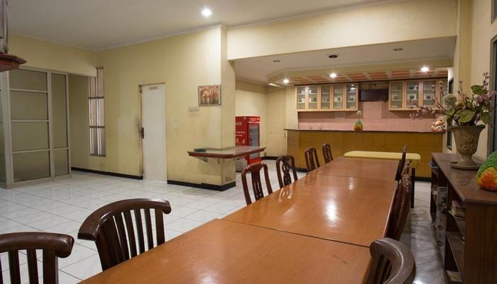 NIDA Rooms Mangga Dua Market Jakarta - Interior