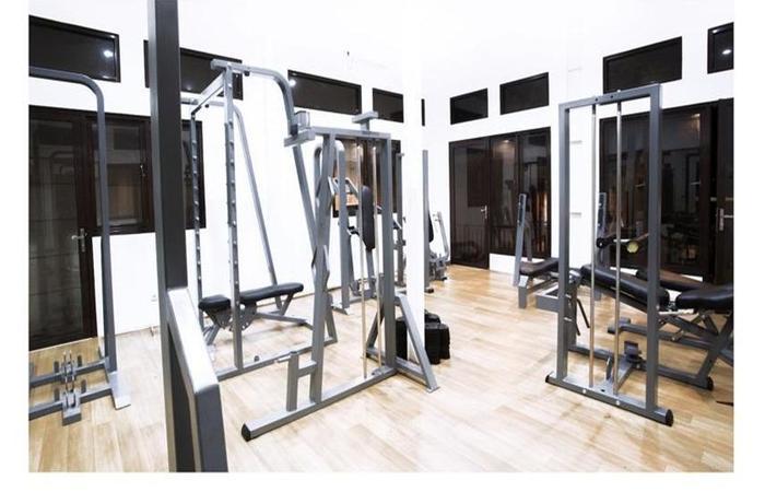 Kuldesak Villas Bandung Bandung - Fitness Centre