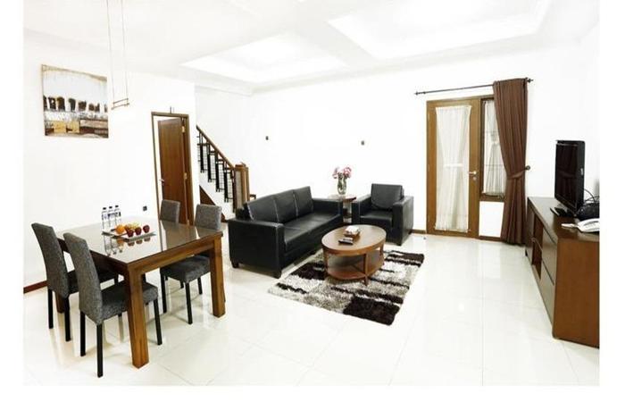 Kuldesak Villas Bandung Bandung - Interior