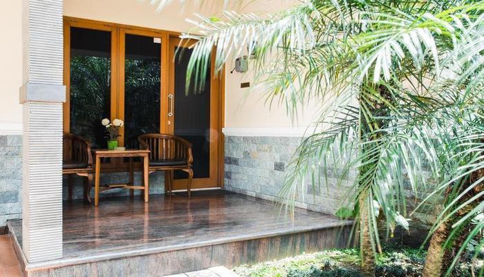 Kuldesak Villas Bandung Bandung - 2 Bedrooms Villa