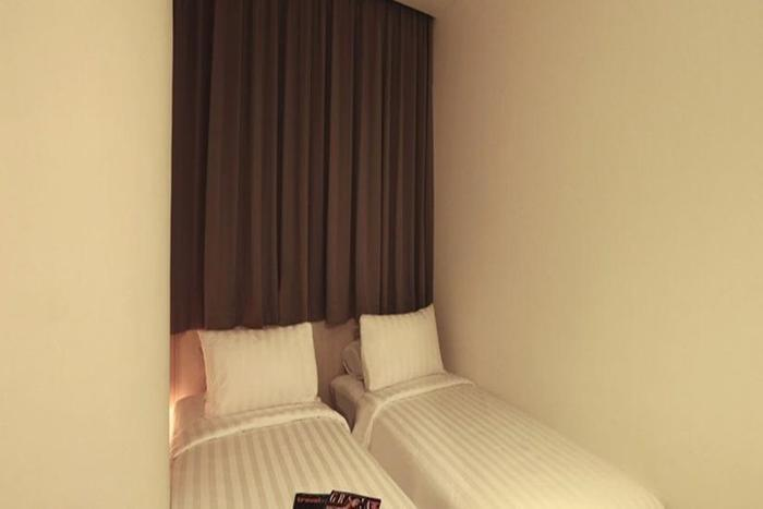 Ozone Hotel Jakarta - Superior Twin