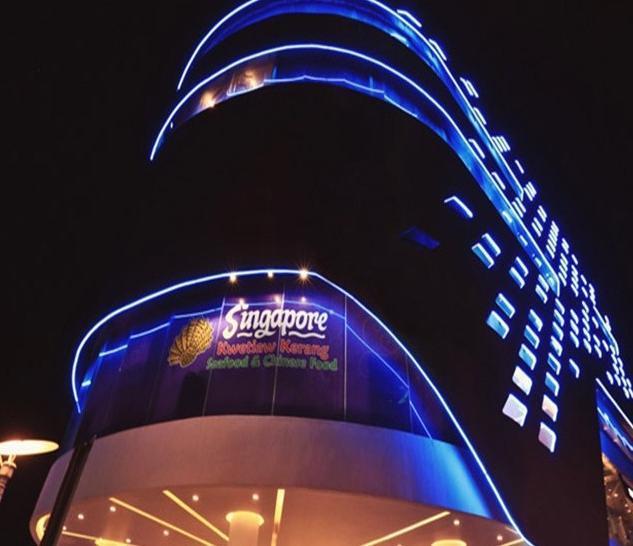 Ozone Hotel Jakarta - Hotel Building
