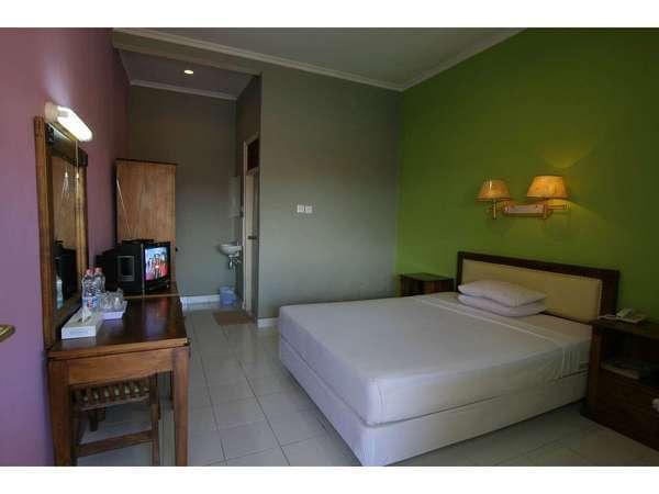 Hotel Hapel Semer Bali - DELUXE DOUBLE ROOM