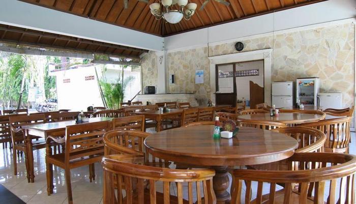 Hotel Hapel Semer Bali - Restaurant