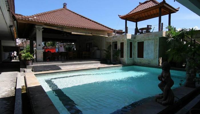 Hotel Hapel Semer Bali - Swimming Pool