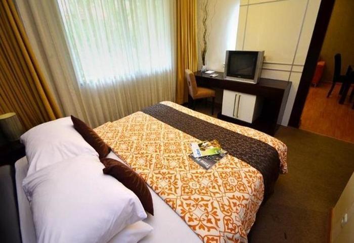 Topas Galeria Hotel Bandung - Kamar Deluxe