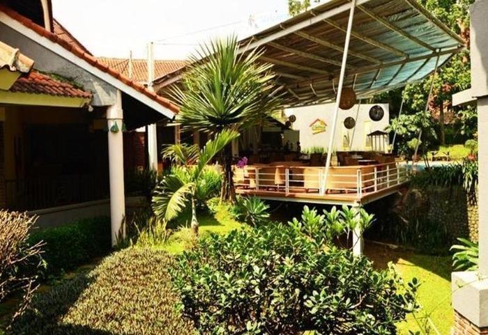 Topas Galeria Hotel Bandung - Eksterior