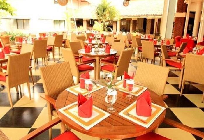 Topas Galeria Hotel Bandung - Restoran