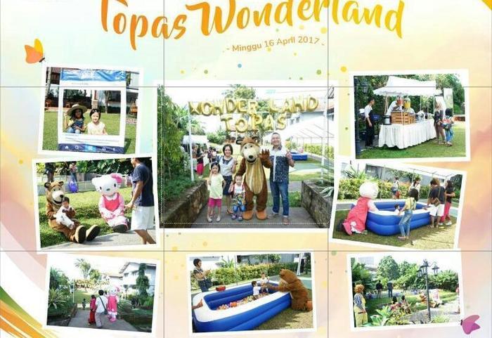 Topas Galeria Hotel Bandung - Topas Wonder Land