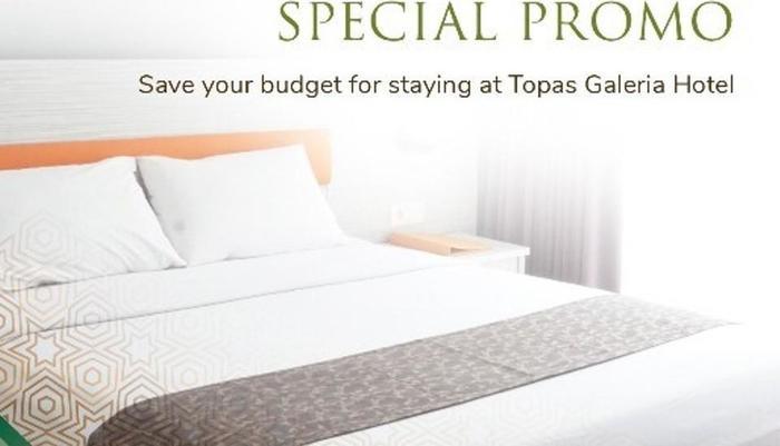 Topas Galeria Hotel Bandung - Superior Ramadhan