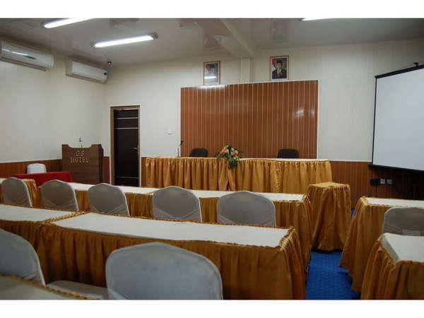 Hotel Grand Sari  Padang - Ruang Rapat
