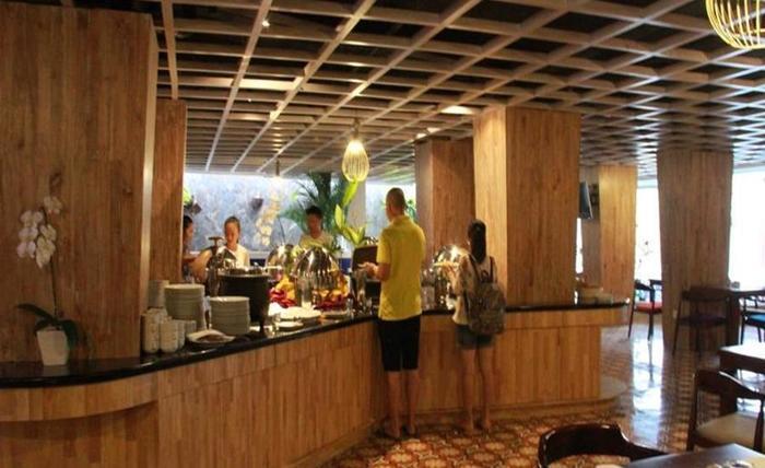 Signature Hotel Bali Bali - Restoran