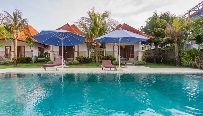 ZEN Premium Pecatu Tanjung Simah Bali - Kolam Renang