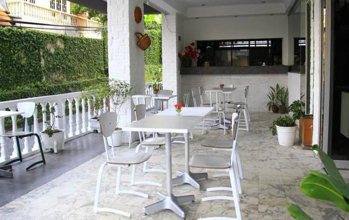 Sampurna Jaya Hotel Tanjung Pinang - Ruang makan