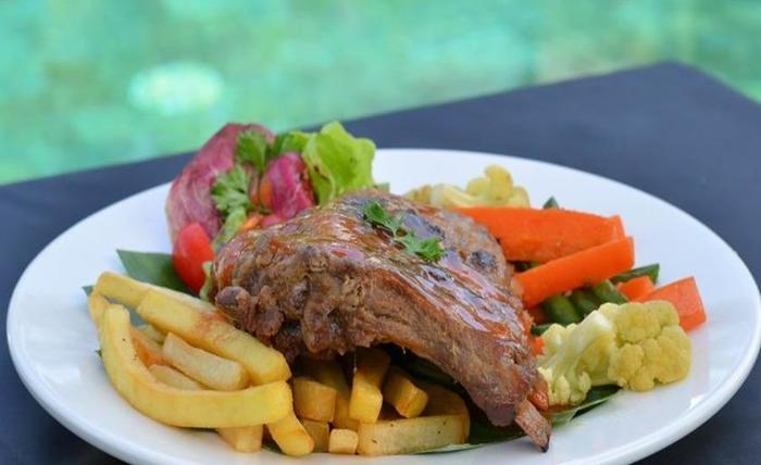 Gili Air Lagoon Resort Lombok - Makanan dan minuman