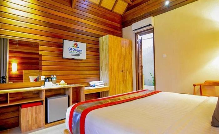 Gili Air Lagoon Resort Lombok - Kamar tamu