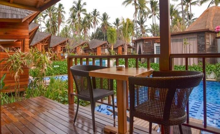 Gili Air Lagoon Resort Lombok - Interior
