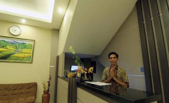 Hotel Mandari Bali - Resepsionis