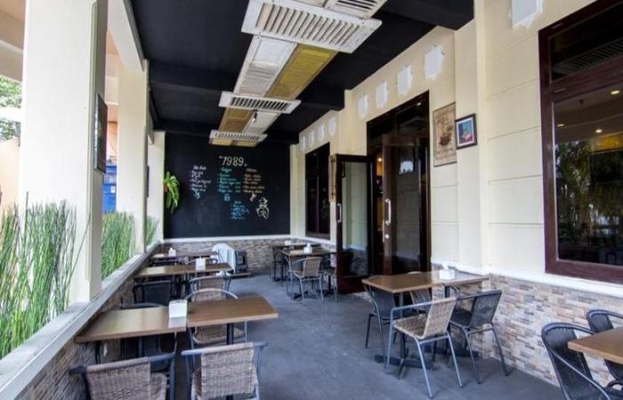 Hotel Setia Budi Madiun - Restoran