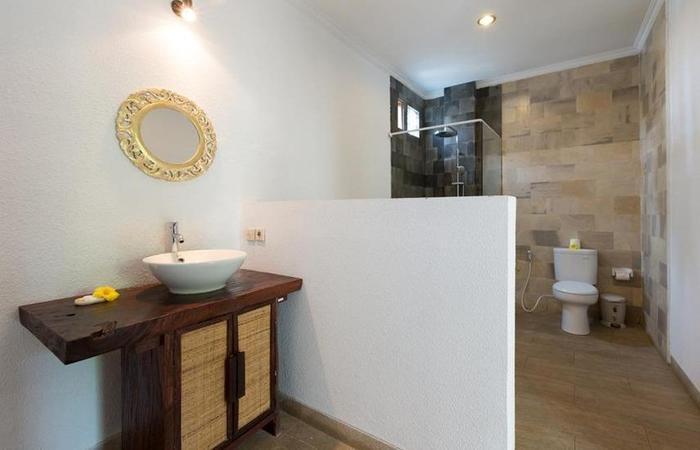 Bije Sari Suite Bisma Bali - Kamar mandi