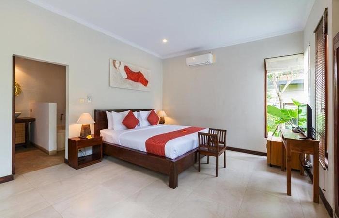 Bije Sari Suite Bisma Bali - Kamar tidur
