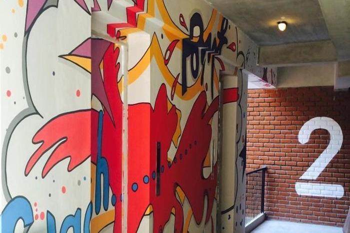 Dash Hotel Seminyak - Koridor