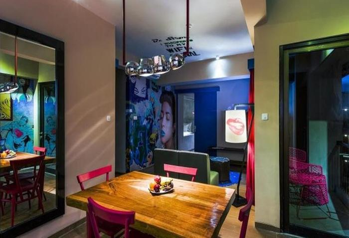 Dash Hotel Seminyak - Ruang makan