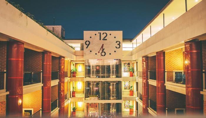 Dash Hotel Seminyak - Balkon