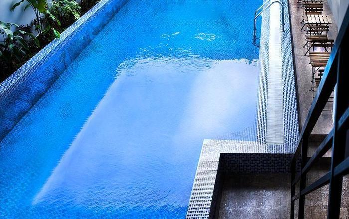 Hotel Horison Yogyakarta - Kolam Renang