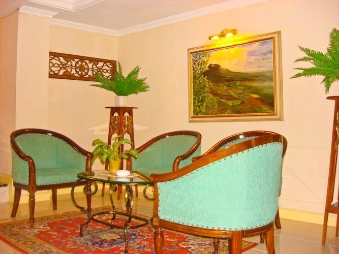 Resort Prima Coolibah Bogor - Lobi