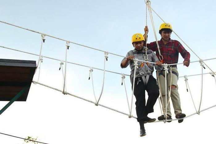 Resort Prima Coolibah Bogor - Bravo OutBond