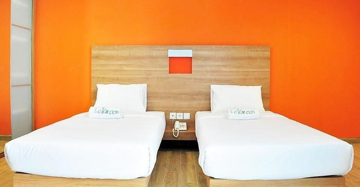 Le Green Suite Supomo Jakarta - Twin Bed