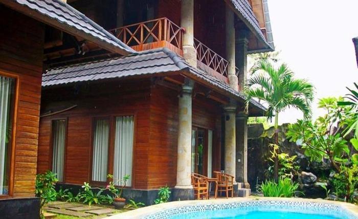 Villa Happy Jimbaran Bali - Kolam Renang