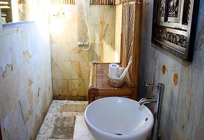 Jo Je Bungalow   - Kamar mandi