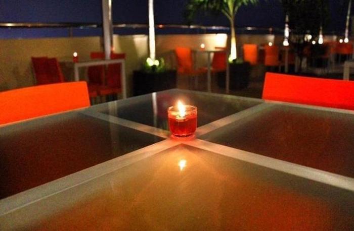 Grand Hotel Pontianak Pontianak - Restoran