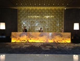 Hotel Tentrem Yogyakarta - Resepsionis