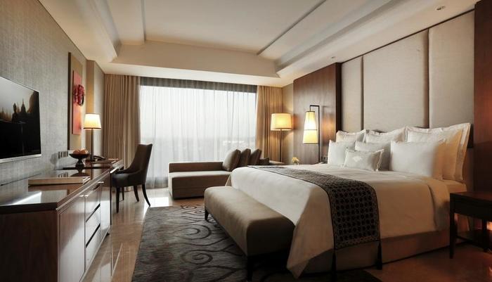 Hotel Tentrem Yogyakarta - Deluxe Room