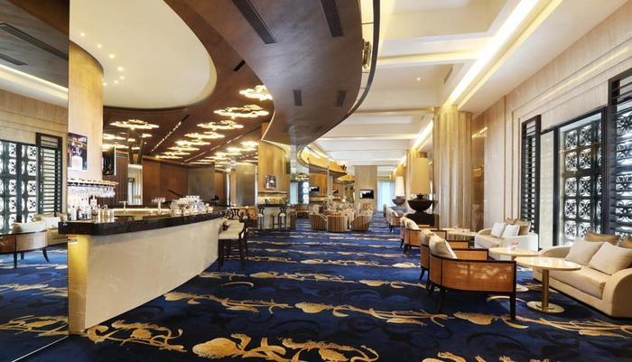 Hotel Tentrem Yogyakarta - Bar