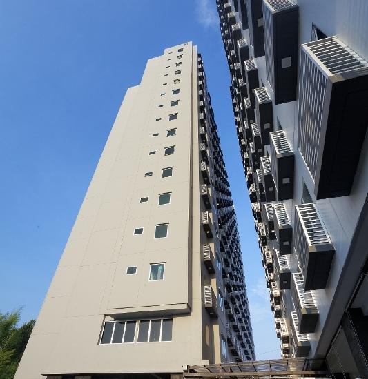 Nagoya Mansion Batam - Bangunan