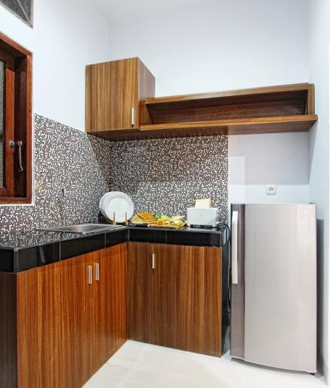 Pondok Jempiring   - Dapur