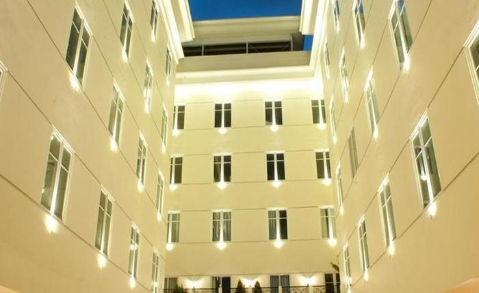 The Sidji Hotel Pekalongan Pekalongan - Eksterior