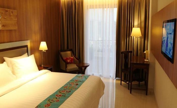 The Sidji Hotel Pekalongan Pekalongan - Kamar tamu